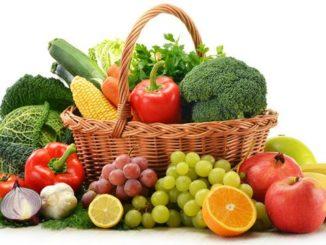 Sayur dan Buah Untuk Meningkatkan Kesehatan
