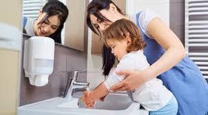 Menjaga Kesehatan Anak